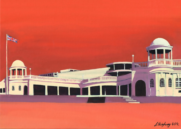 Colonnades-in-Red-Bexhill-flat-Print-(2)