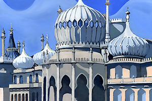 Royal Pavilion – Brighton