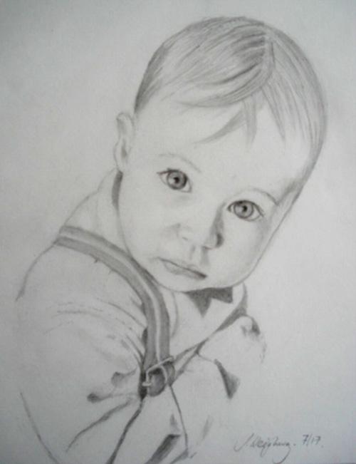 noah drawing artwork